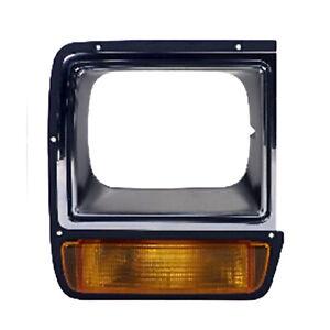 Passenger Side Headlight Door Fits 1986-1990 Dodge Fullsize 4249812