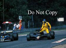 Ronnie Peterson JPS Lotus 79 F1 Season 1978 Photograph 2