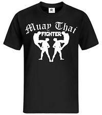 Muay Thai t-shirt MMA artes marciales boxeo mycultshirt S M L XL XXL Fight camisa 2