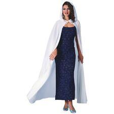 Hooded Cloak Cape Costume Accessory Adult Halloween Fancy Dress