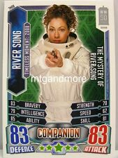 #TM36 River Song - Alien Attax Doctor Who - 50th Anni