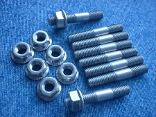 Honda CB750K7 and K8 Four '77 - '78 Stainless Steel Exhaust Stud Set