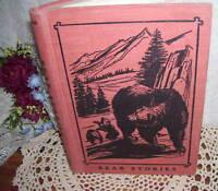 BEAR STORIES BASIC VOCABULARY BOOK READER 1957