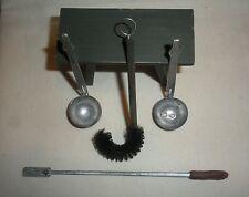 1:6 scale WW II German Field Kitchen Utensil Set