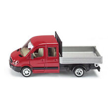 Siku 3538 Mercedes Sprinter Transporter with Flatbed 1:50 Scale NEW! °