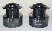 Bobine de moulinet débrayable Shimano 6000