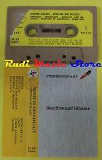 MC STEPHEN SCHLAKS Sensitive and delicate 1979 italy BABY REC no cd lp dvd vhs