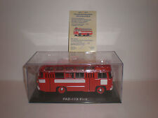 """1/43 Fire bus PAZ-672  /1970's  """"Classic Bus"""""""