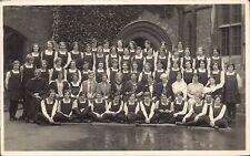 ? Bristol photo. Girls School Group by ? Hamilton's Studios, Staple Hill Bristol