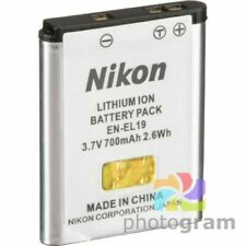 Battery for Nikon COOLPIX A, S and W Series Digital Cameras Rechargeable Li-ion