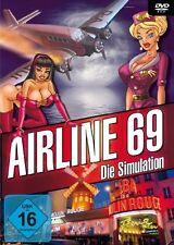 Airline 69 Airline 69 Die SEX Simulation PC KULT Königin Madame Rosalie NEUWARE
