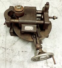Traverse City Mfg Helix Master Portable Milling Attachment Lathe Machinist Tool