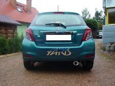 Scarico Sportivo Toyota Yaris 2011-> Ulter 95x65 mm (consegna 15 giorni)