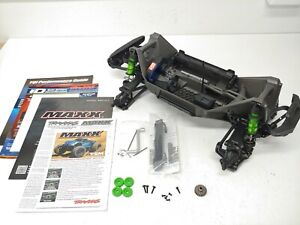 *BRAND NEW* Traxxas MAXX 4s 1/10 Roller Slider Chassis Green Version w/ Extras!