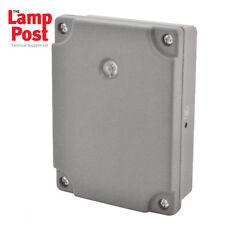 BG wpdd-IP54 Outdoor WEATHERPROOF Dusk Till Dawn Sensore di Luce Interruttore Timer
