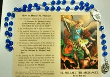 Chaplet of St. Michael  Angelic Crow Rosary