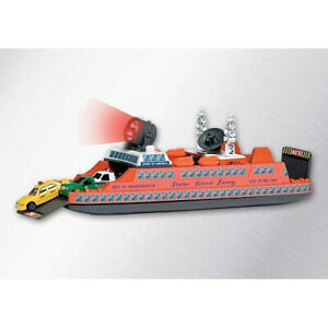 Action City Staten Island Ferry With 3 Vehicles 3-D Puzzle. Daron. Best Price