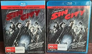 Sin City on Bluray