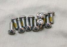 Mountain bike disc brake rotor screws 5m X12 T25, 12 with locktite, NEW