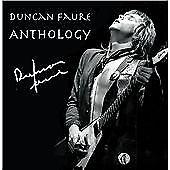 DUNCAN FAURE ANTHOLOGY CD NEW. STILL SEALED