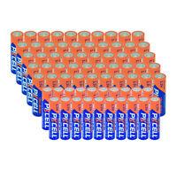 50 AA LR6 and 20 AAA LR03 Batteries Alkaline Bulk Wholesale Lot Industrial NEW