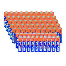 50 AA LR6 and 20 AAA LR03 Batteries Alkaline Bulk Wholesale Lot Industrial NEW