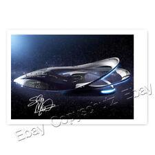 The Orville (TV Series) Seth MacFarlane - Autogrammfotokarte laminiert