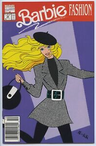 BARBIE FASHION #10 - Marvel