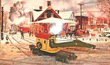 Lionel Lines Pre War #2660 Crane Model Train Car