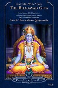 The Bhagavad Gita: God Talks With Arjuna (2 Volume Set) Paperback 1 Jan 2009