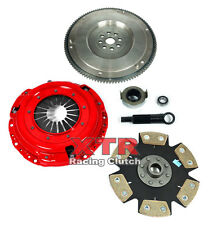 XTR STAGE 4 CLUTCH KIT + HEAVY-DUTY FLYWHEEL B18A1 B18B1 B18C1 B18C5 B20B B20Z