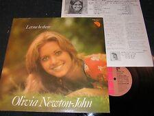 OLIVIA NEWTON-JOHN Let Me Be There / 70s Japan LP EMI TOSHIBA EMS-80077