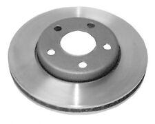 Disc Brake Rotor Rear Parts Plus P6226