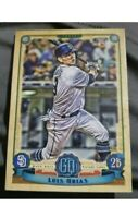 2019 Gypsy Queen Baseball Luis Urias Rookie San Diego Padres