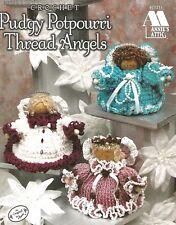 Pudgy Potpourri Thread Angels Crochet Patterns Annie's Attic 871311