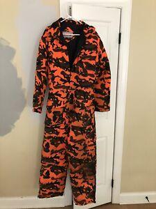 Winchester Blaze Camo hunting Coveralls size xl