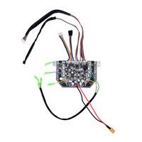 Kit Scheda Madre Controllo 2 Giroscopio LED Per Riparazione Hoverboard Ricambio