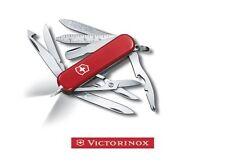 VICTORINOX coltellino svizzero multiuso 16 funzioni MIDNITE MINICHAMP V06386