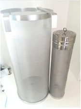 Brew Filter / Dry Hopper Combo Homebrew Beer Hop Spider Stainless Steel 304