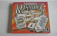 World Of Mahjongg Deluxe Edition Game PC DVD-ROM Ships N 24h Only DVD And Case