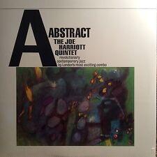 JOE HARRIOTT QUINTET Abstract NEW/SEALED DOXY CLEAR VINYL LP JAZZ