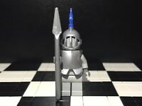 Lego Disney Castle Knight Statue Minifigure From The Set 71040