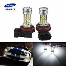 Chip 45W LED Anti Brouillard Conduite Lampe DRL Ampoule Xenon Blanc 12V