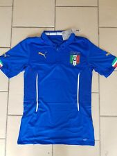 Puma Italy player issue football shirt xxl