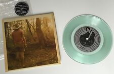 """MANCHESTER ORCHESTRA / ANNUALS - Split 7"""" LIMITED CLEAR VINYL  Andy Hull Thrice"""