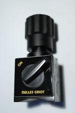 ON/OFF Melles Griot low profile magnetic base platform 20mm inner Ø bore pole