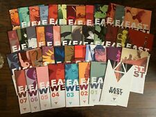 East of West 1-45 Image COMPLETE full run LOT VF/NM