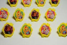 12 Sunny Day Inspired Show Cupcake Rings Topper Birthday Party Bag Pinata Favor