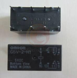 1PCS Neuf OMRON Relais DIP-8 G5V-2-H1-5VDC