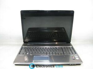 "HP Pavilion dv7 17.3"" Laptop 1.6GHz i7 8GB RAM Grade C No Battery, Bad Ethernet"